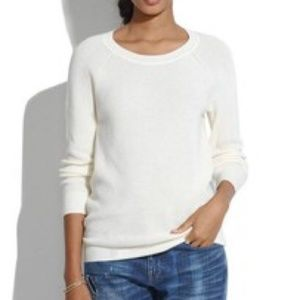 Madewell Sweaters - Madewell Bridgeview Pullover
